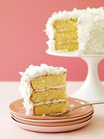 Paula Carson's Coconut Cake