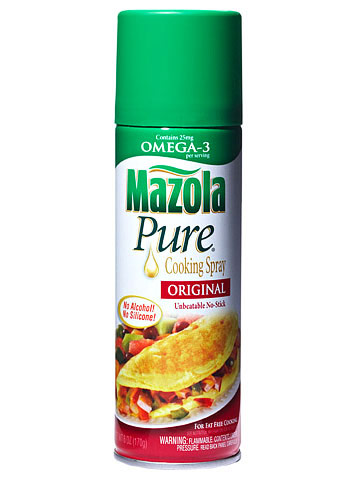 Mazola Pure Cooking Spray