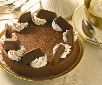 Ginger-Chocolate Pudding Cake