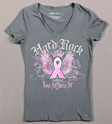 Hard Rock International PINKTOBER T-Shirt