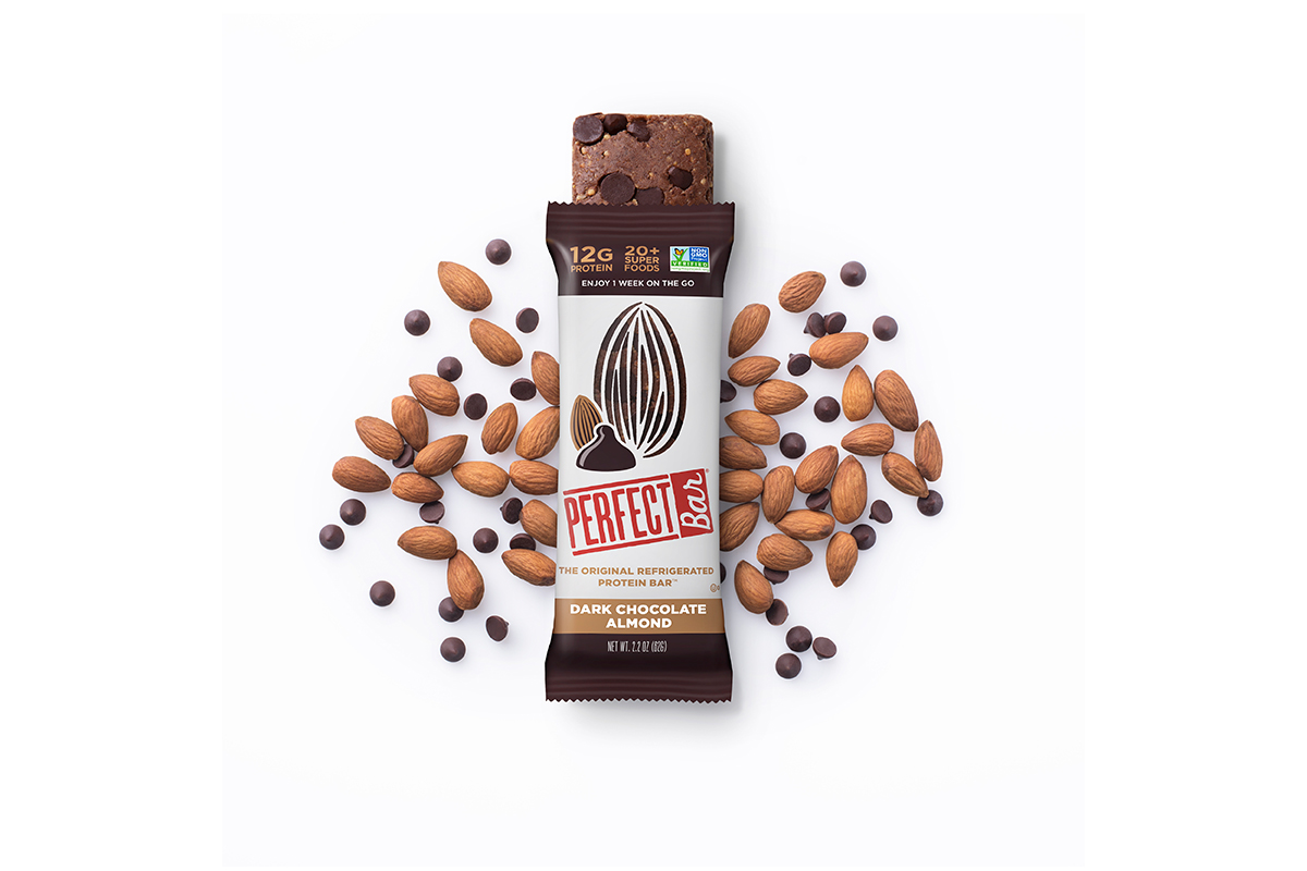 Dark Chocolate Almond Perfect Bar 2019