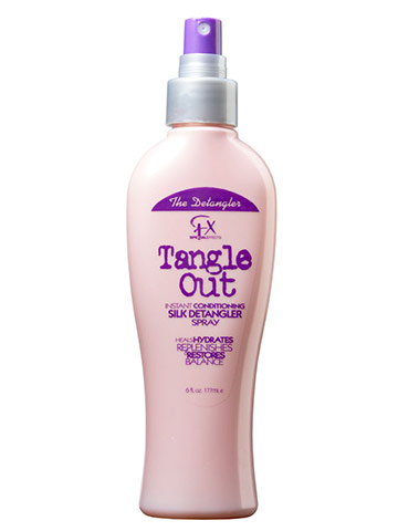 FX Special Effects Tangle Out Instant Conditioning Silk Detangler