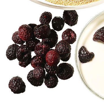 5. Black Raspberries