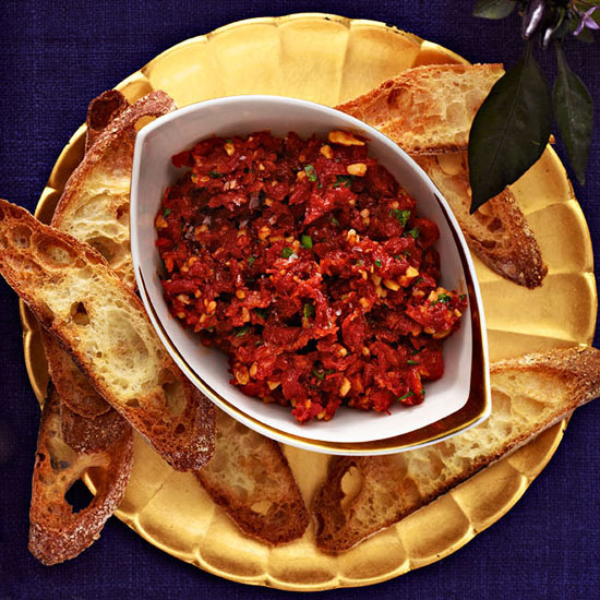 Sun-Dried Tomato Tapenade