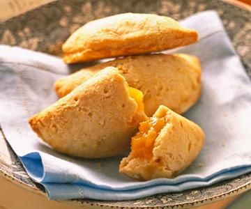 Peach Empanadas