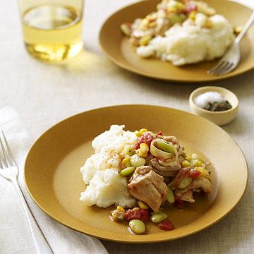 Chicken & Bean Stew