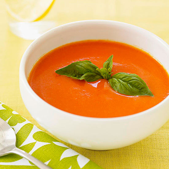 Chilled Red Pepper Soup