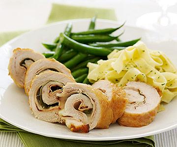 Easy Chicken Rollatini