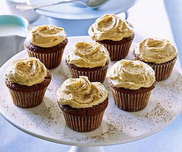 Chai Tea Cupcakes