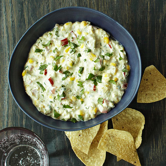 Creamy Crab and Clam Dip