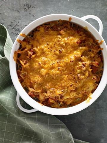 Julie's Noodle Casserole
