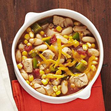 Chicken & Corn Chili