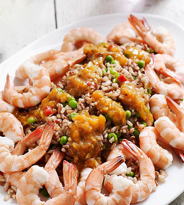 Chutney Shrimp