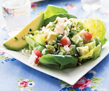 California-Roll Salad