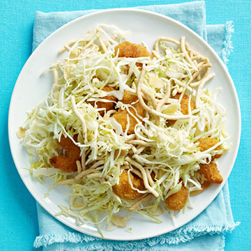 Chinese Shrimp Salad