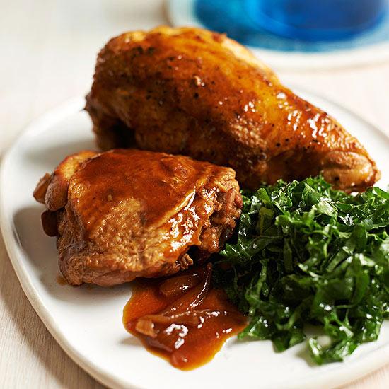 Beer BBQ Chicken