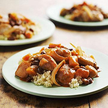 Slow-Cooker Chicken Tagine