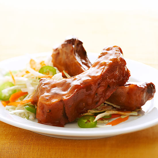 Chipotle Baby Back Ribs