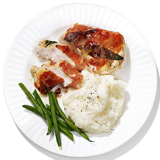 Chicken Saltimbocca