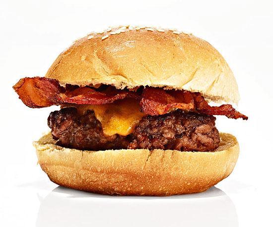 Mini Bacon Cheeseburgers