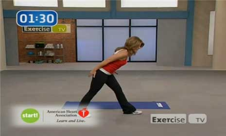 Stretching: Advanced