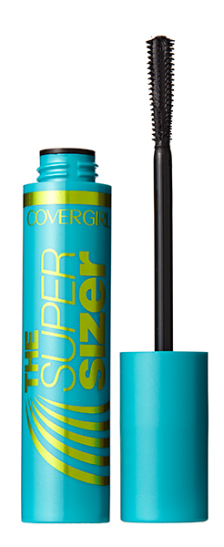 CoverGirl The Super Sizer by LashBlast Mascara in Very Black