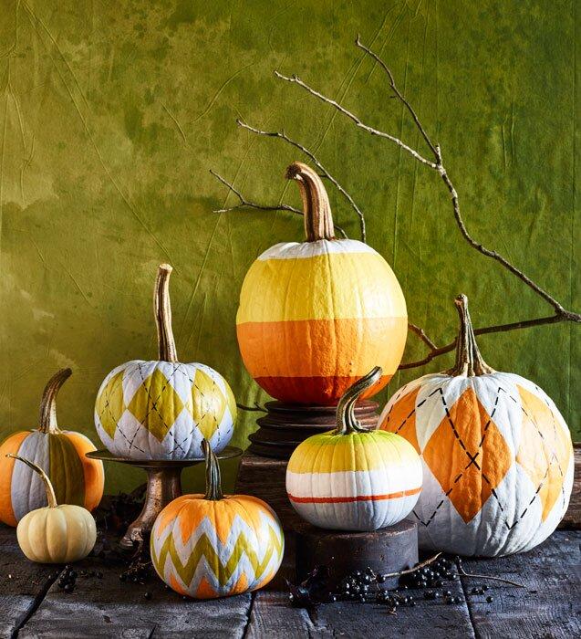 Bonus Halloween Pumpkin Decorating Ideas! | Family Circle