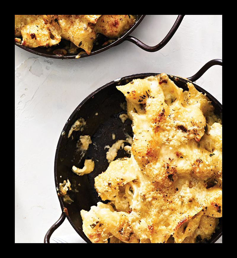 Makeover Mac and Cheese