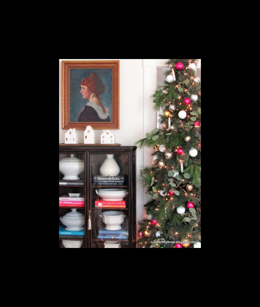 Natural Elements Christmas Tree
