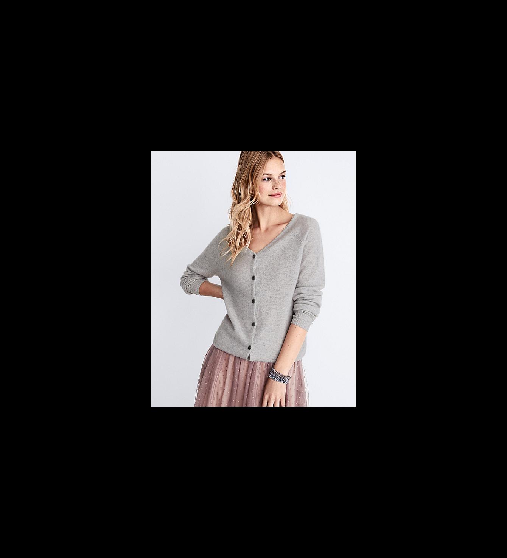 Garnet Hill Cashmere Sweater
