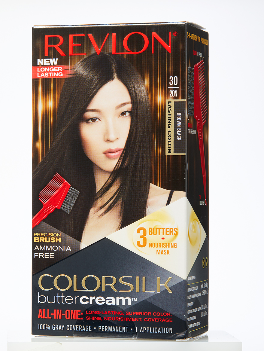 Hair Dye Box Colorsilk
