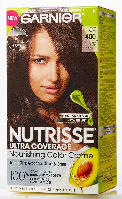 Hair Dye Box Nutrisse