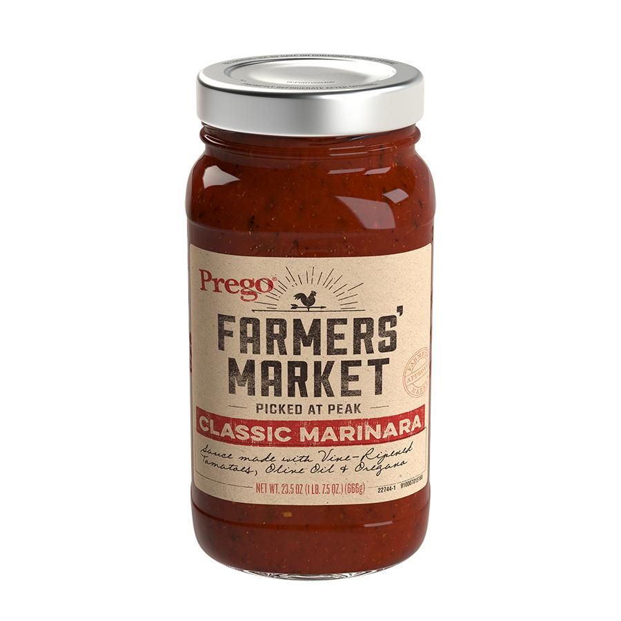 Prego Farmer's Market Classic Marinara
