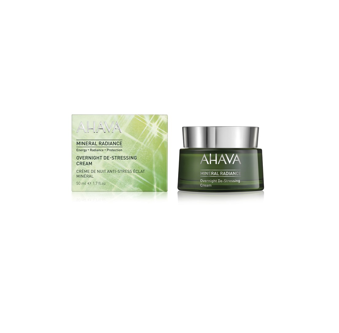 AHAVA Overnight De-Stressing Cream
