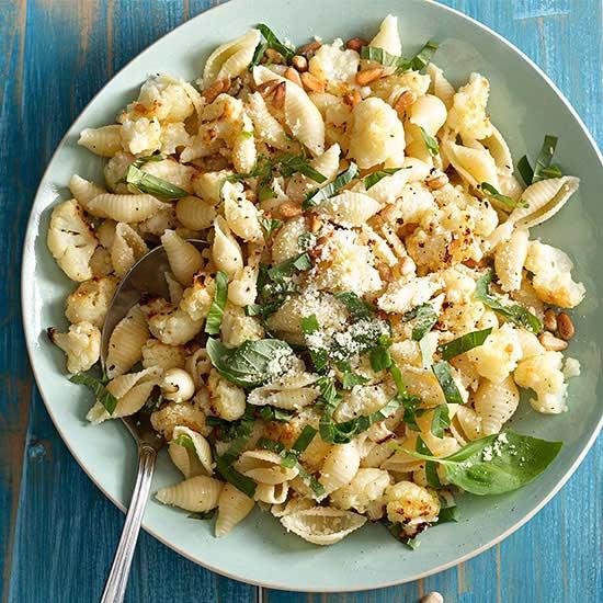 Caulifower Parmesan