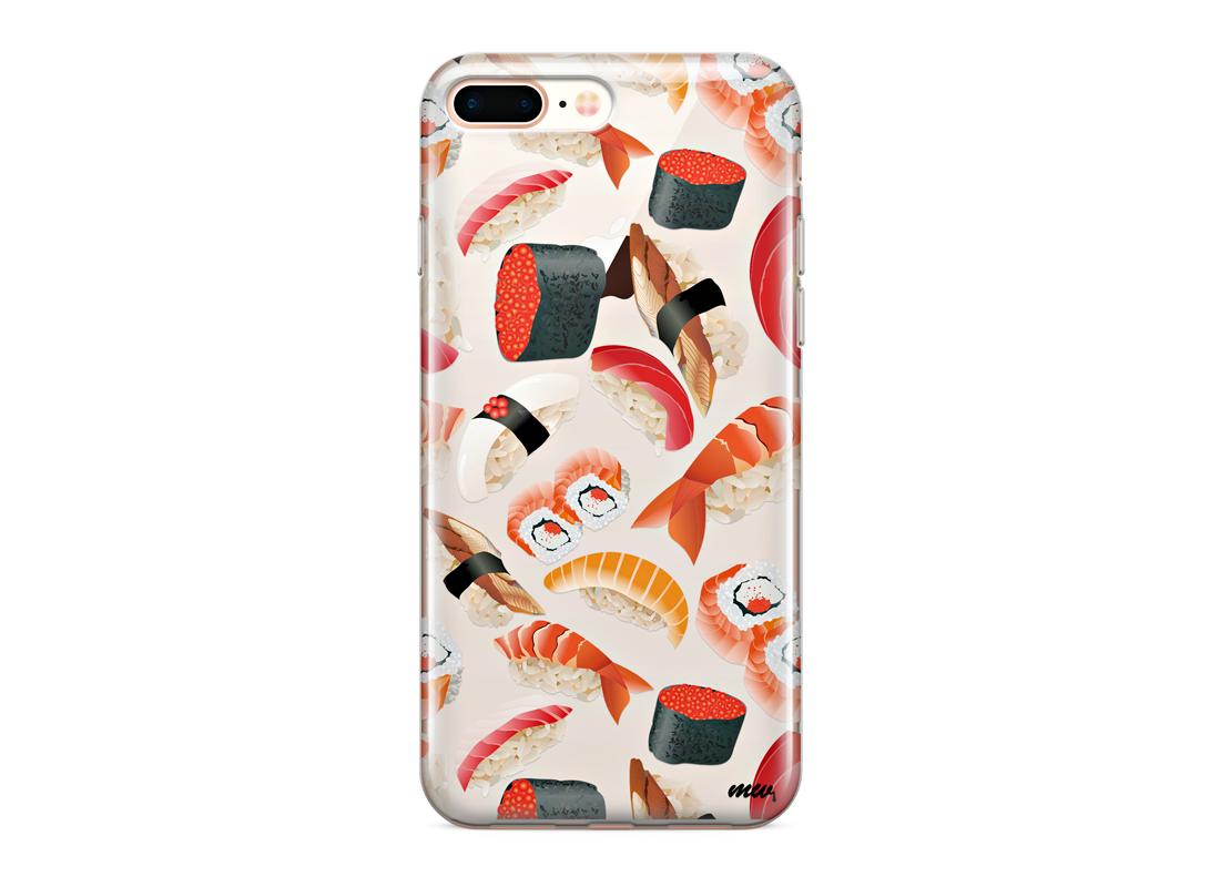 Sushi Pandemonium Phone Case