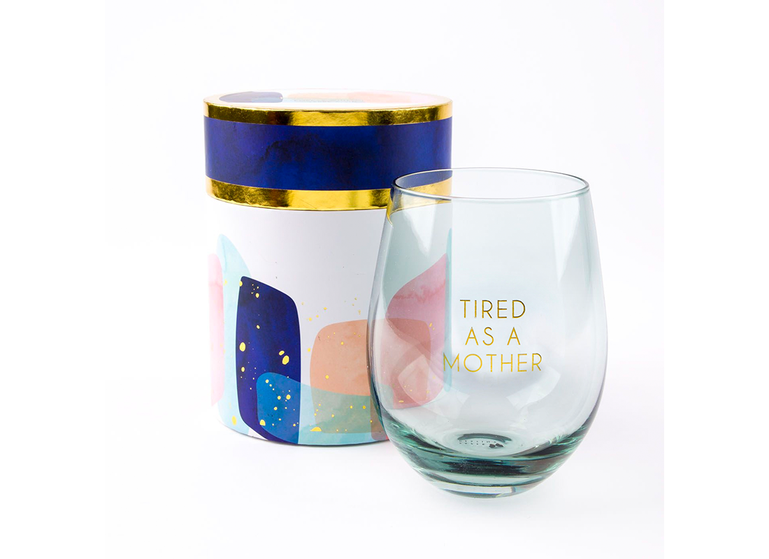 Tired as a Mother Glass
