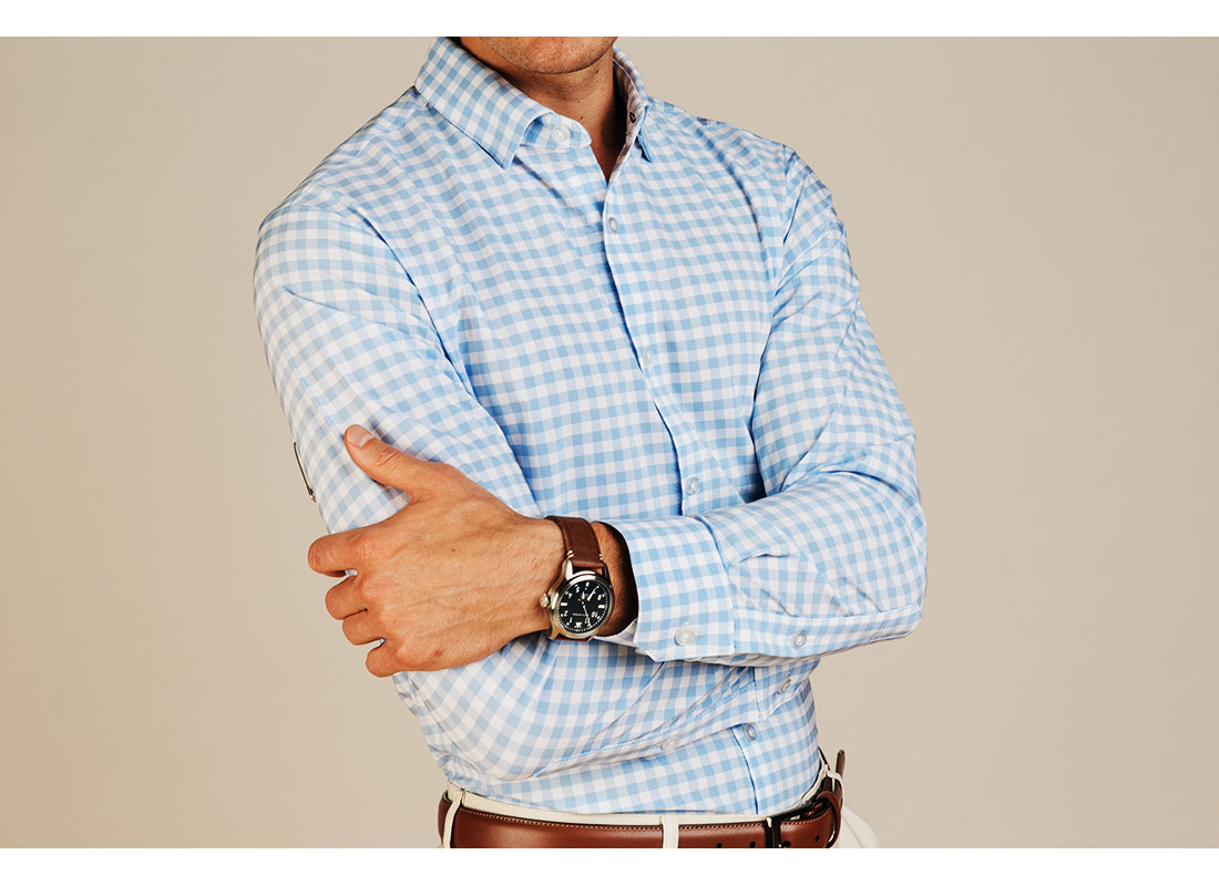 Mizzen + Main shirt