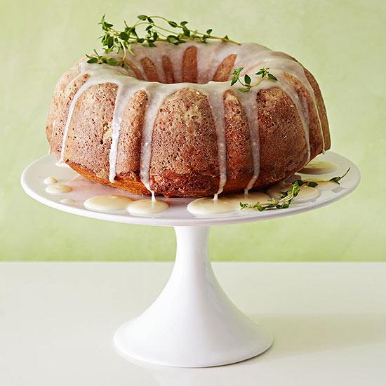 Lemon-Thyme Cake