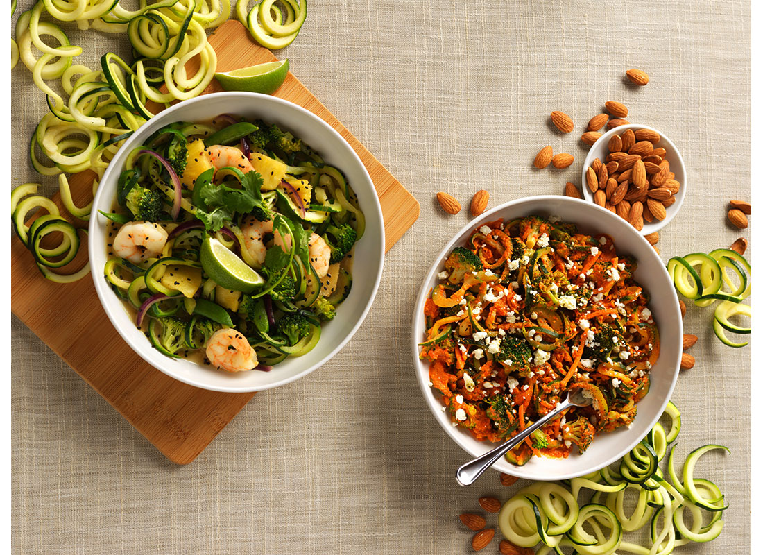 zoodle recipes by noodles and company