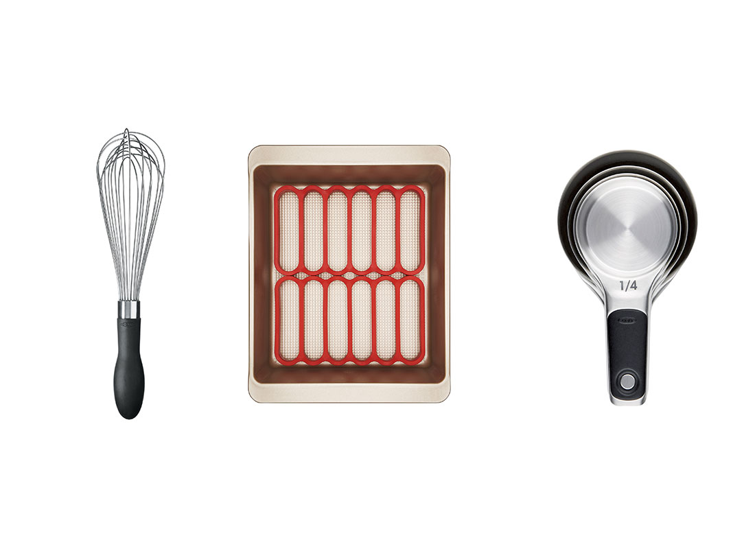 OXO giveaway items
