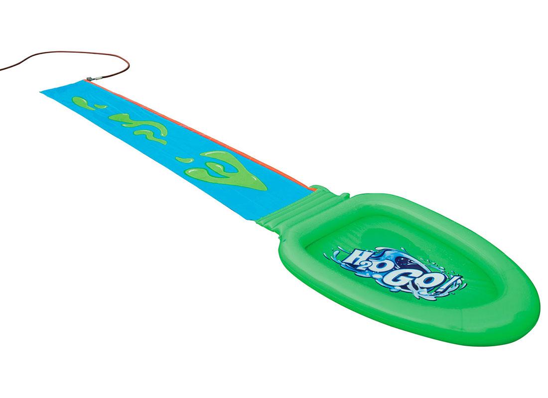 H2OGO! Slime & Splash Water Slide (Bestway)