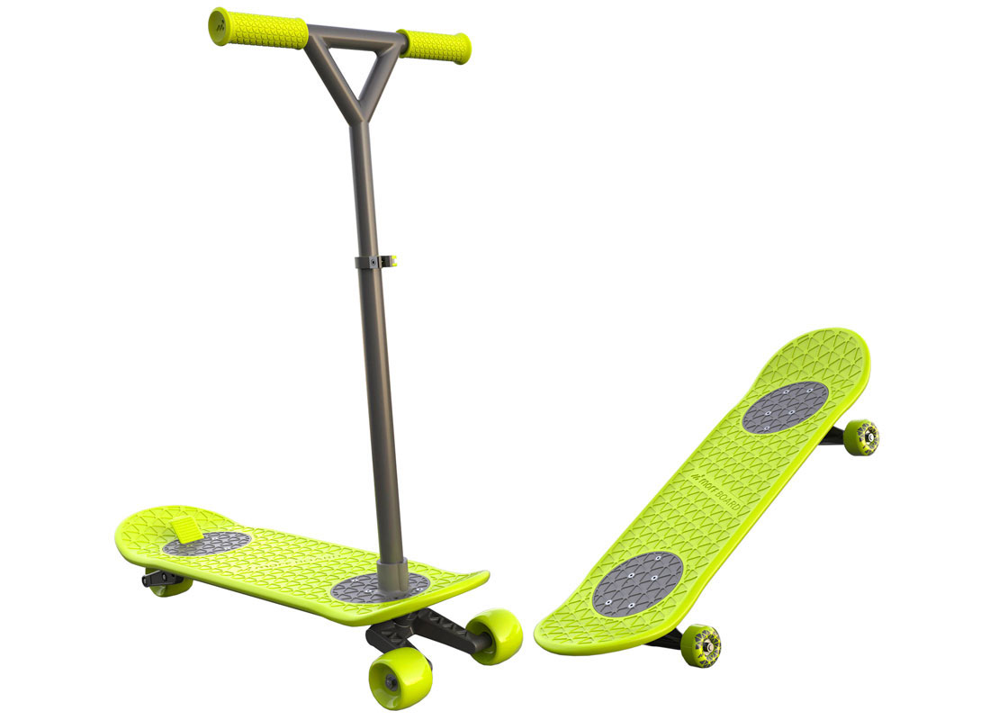 Morf Board Scoot & Skate Combo (Jakks Pacific)