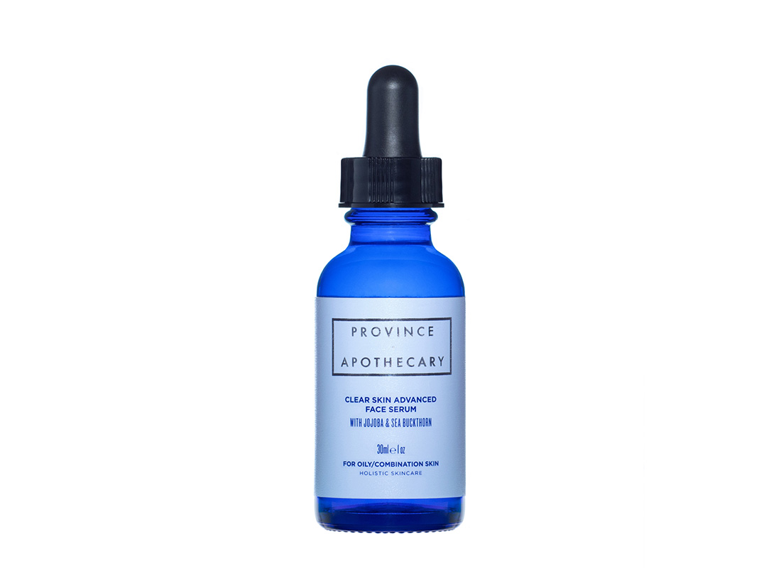 Province Apothecary Clear Skin Advanced Face Serum