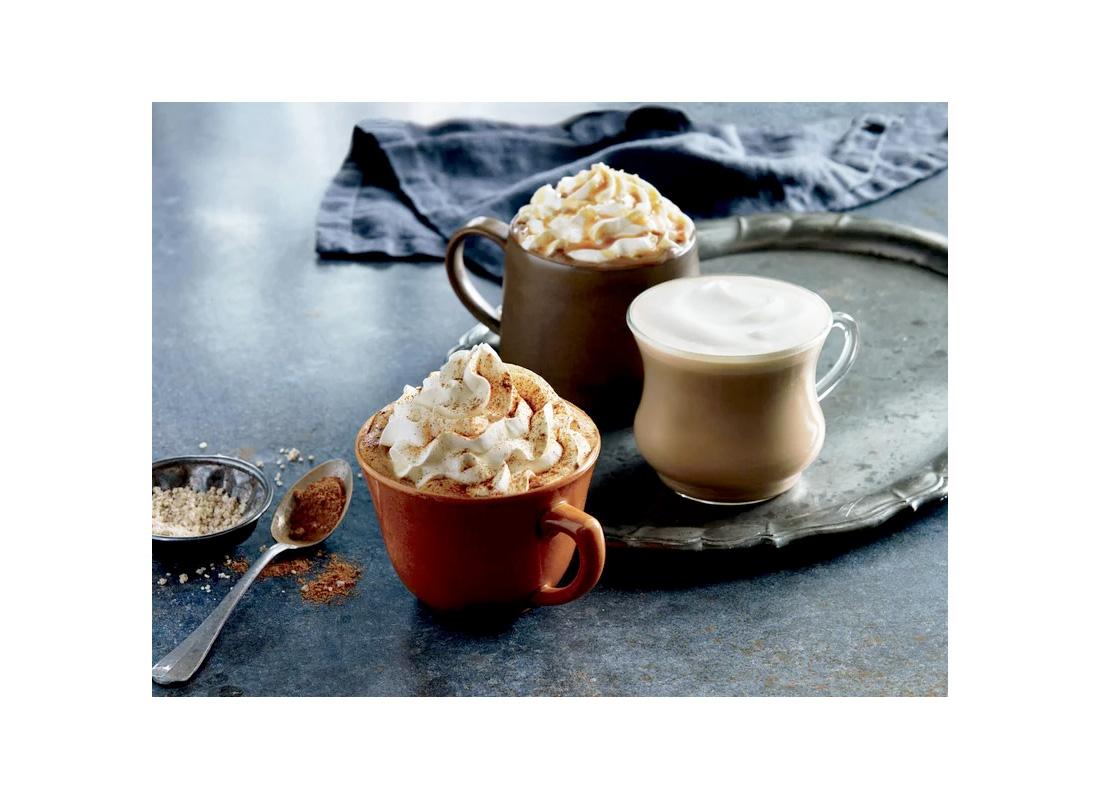 hot starbucks coffee drinks