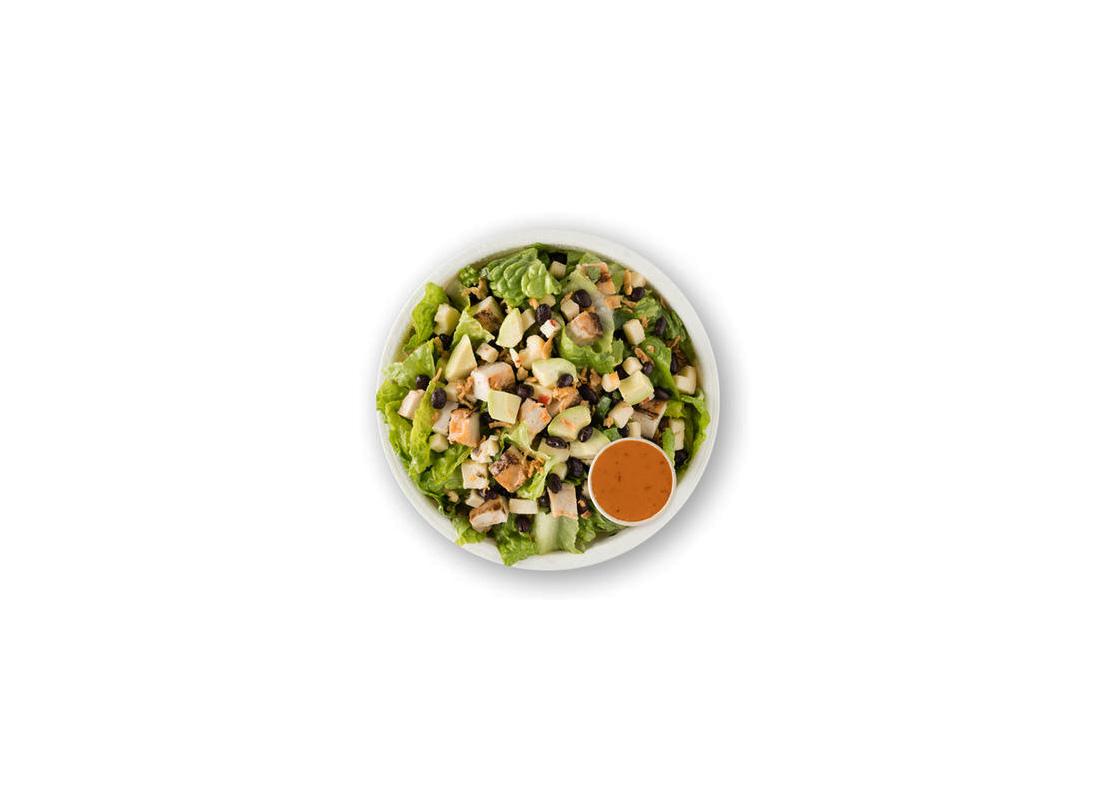 Just Salad Chipotle Cowboy salad