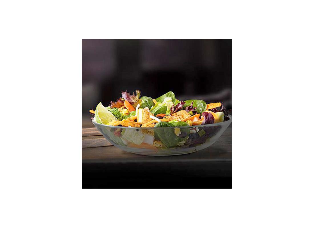 McDonald's Southwest Buttermilk Crispy Chicken Salad
