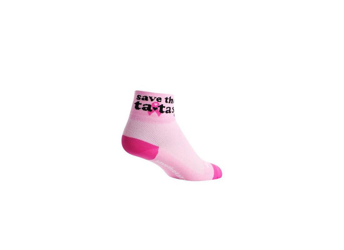 Save the Ta-Tas Socks
