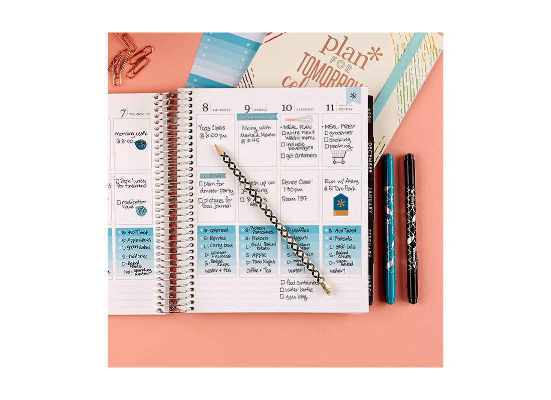 Brilliant and Brave Life Planner