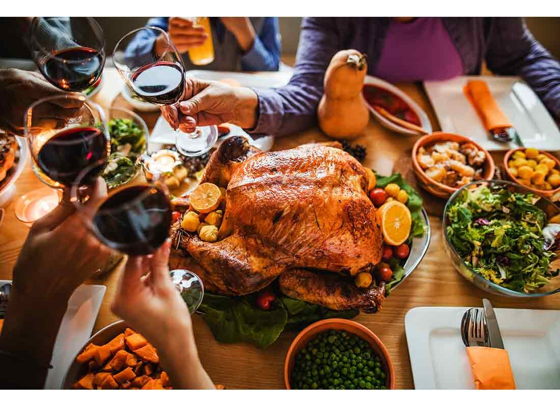 Terrific A Thanksgiving Survival Guide Family Circle Gmtry Best Dining Table And Chair Ideas Images Gmtryco